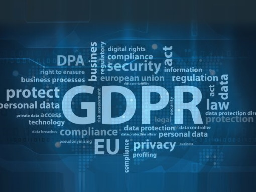 GDPR tag cloud